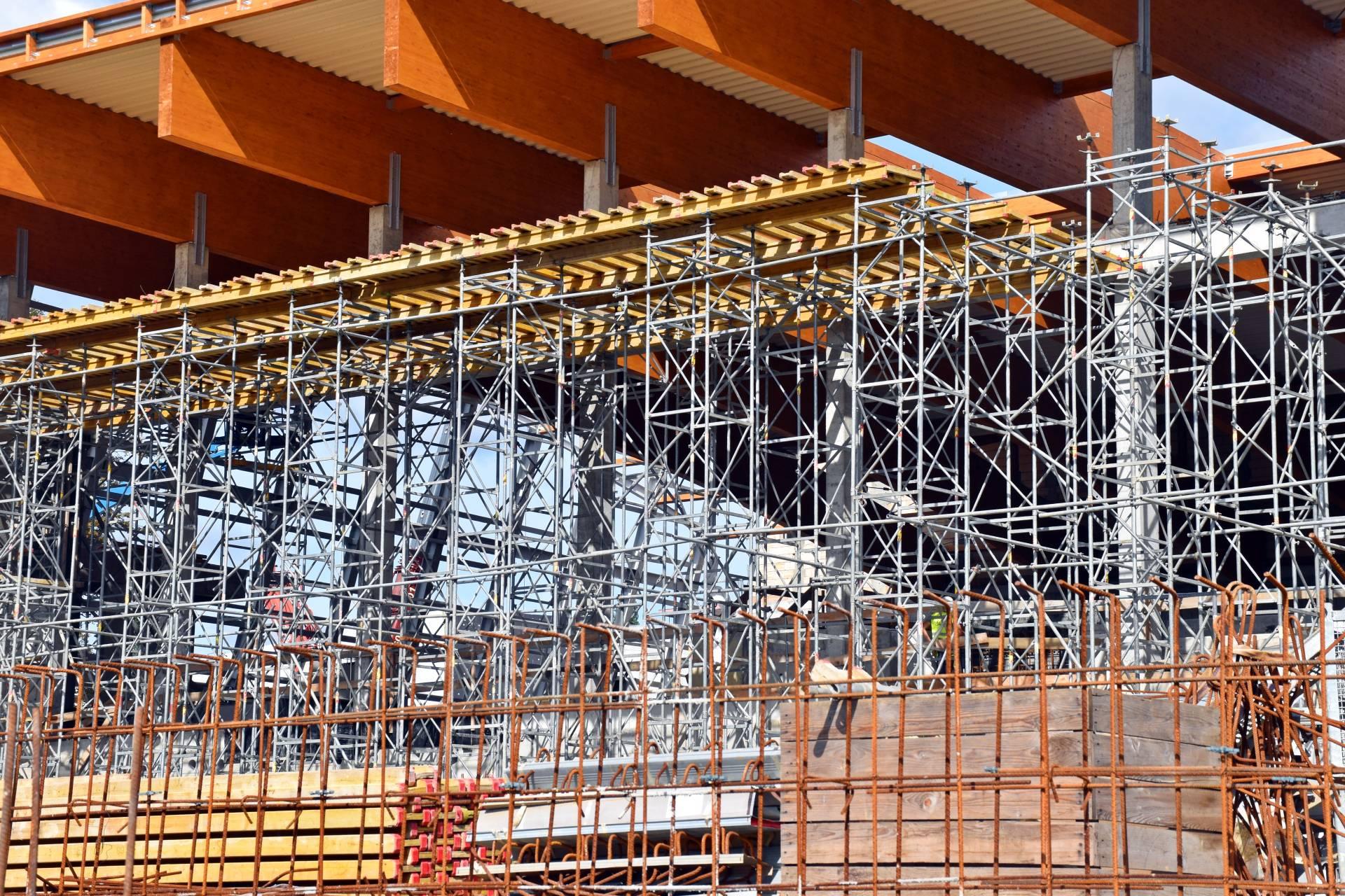 Budowa Fabryki Wody - Wrzesień 2021 (3)