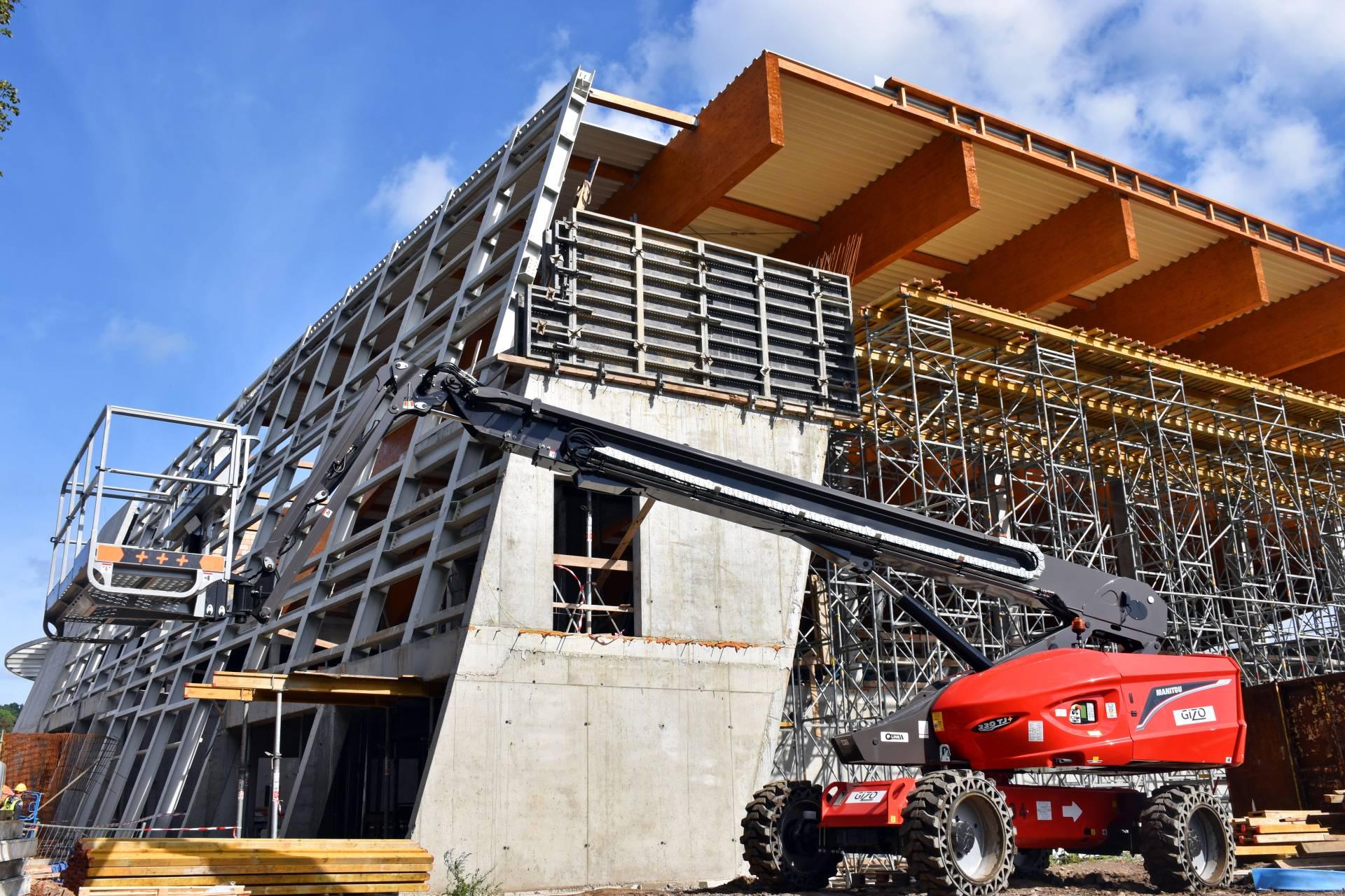 Budowa Fabryki Wody - Wrzesień 2021 (4)